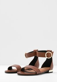Copenhagen Shoes - DAYSI - Sandals - cognac - 4