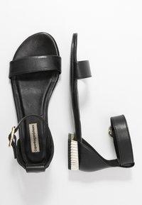 Copenhagen Shoes - DAYSI - Sandalen - black - 3