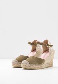Copenhagen Shoes - ANGIE - High heeled sandals - green - 4
