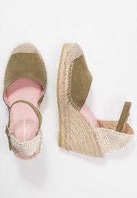Copenhagen Shoes - ANGIE - High heeled sandals - green - 3