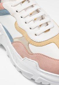 Copenhagen Shoes - CANDY - Sneakers basse - rosa/yellow - 2