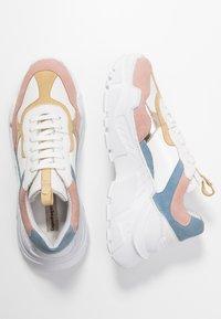 Copenhagen Shoes - CANDY - Sneakers basse - rosa/yellow - 3