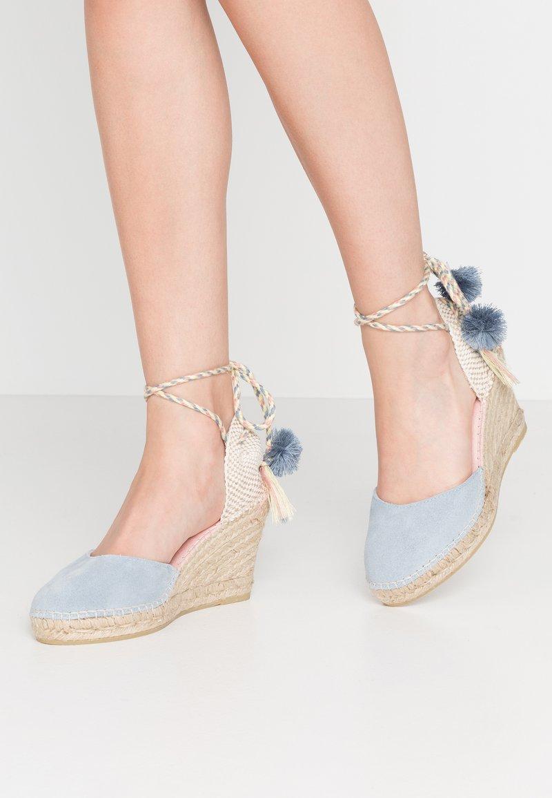 Copenhagen Shoes - SIENNA - High Heel Sandalette - baby blue