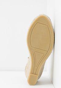 Copenhagen Shoes - SIENNA - High Heel Sandalette - baby blue - 6