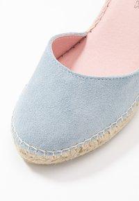 Copenhagen Shoes - SIENNA - High Heel Sandalette - baby blue - 2