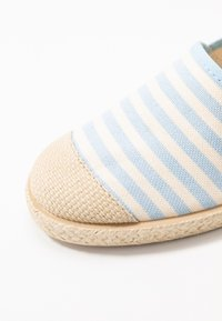 Copenhagen Shoes - FLORENCE STRIPES - Espadrilles - baby blue - 2