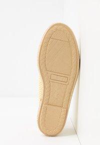 Copenhagen Shoes - MAGARITA - Espadrilles - yellow - 6
