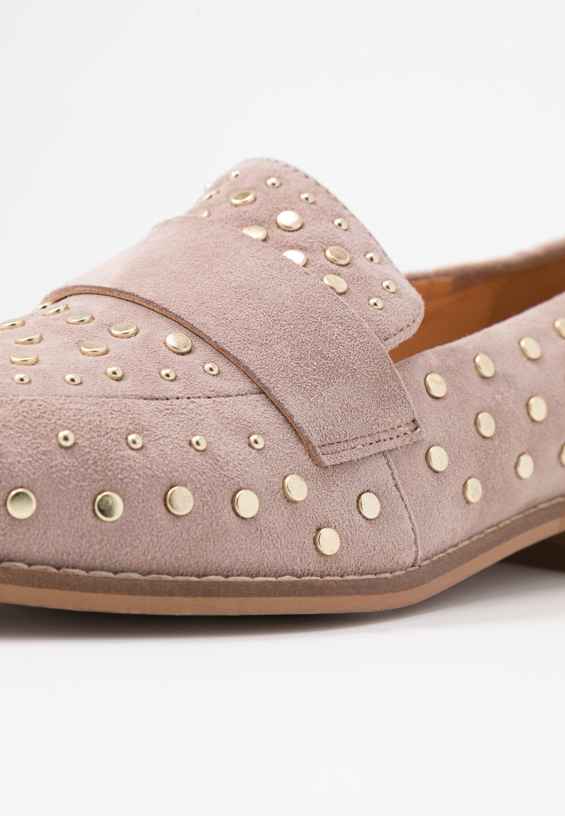 Copenhagen Shoes Molly - Instappers Beige Goedkope Schoenen