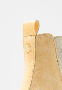 Copenhagen Shoes - SIMI - Ankelstøvler - yellow - 2