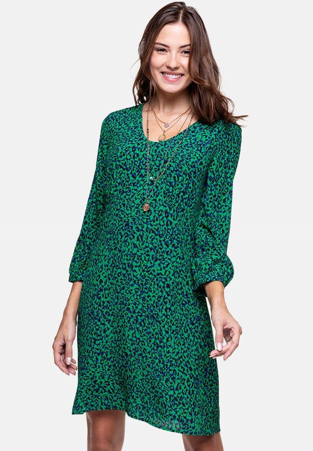 PLIZ - Day dress - green