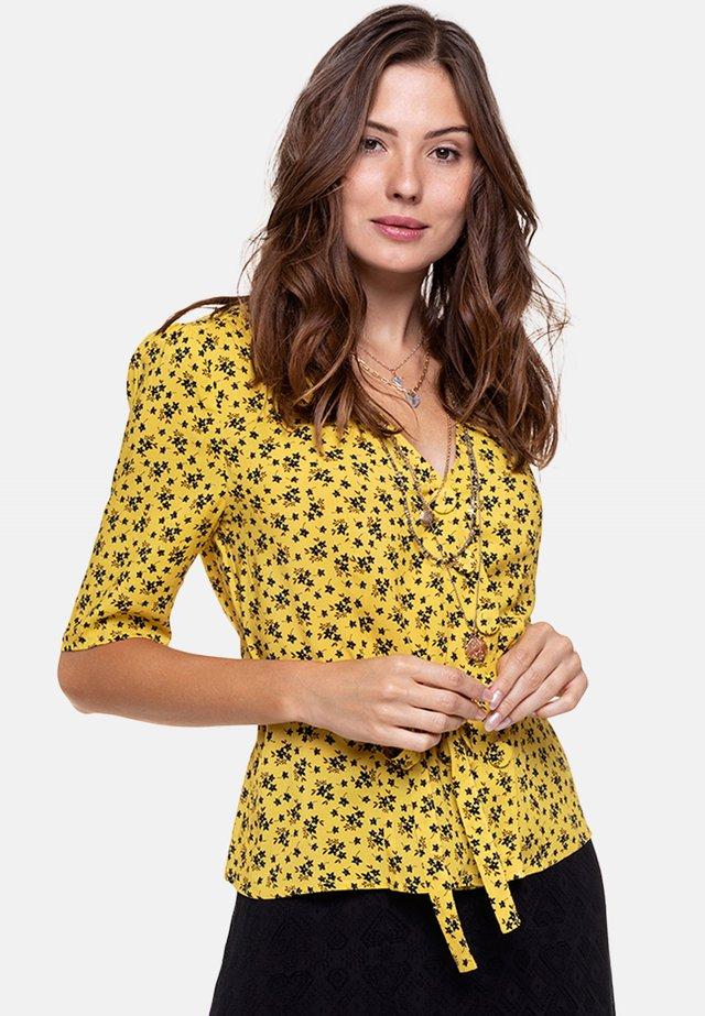 PADOVA - Blouse - yellow