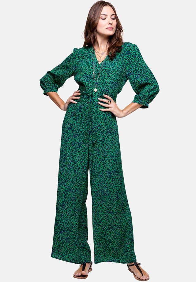PERROS - Jumpsuit - green