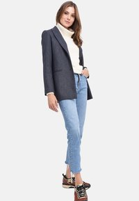 Chemins Blancs - Manteau court - navy blue - 1