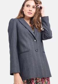 Chemins Blancs - Manteau court - navy blue - 0
