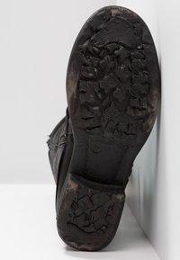 Coolway - GISELE - Cowboy/Biker boots - black - 6