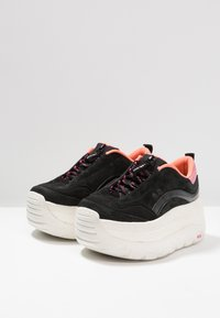 Coolway - CLUSTER - Trainers - black - 4