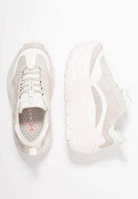 Coolway - CLUSTER - Trainers - white - 3
