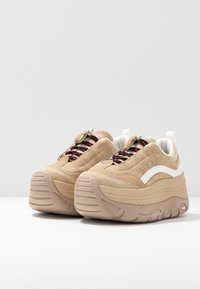 Coolway - CLUSTER - Trainers - sand - 4