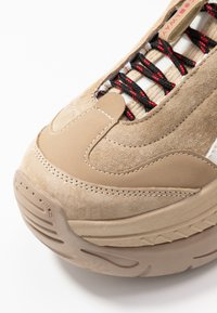 Coolway - CLUSTER - Trainers - sand - 2