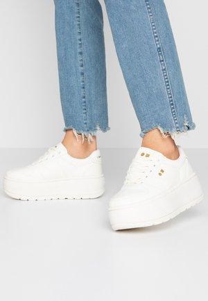 RUSH - Sneakersy niskie - white