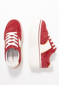 Coolway - RUSH - Sneakers basse - red - 3