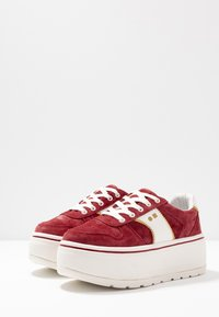 Coolway - RUSH - Sneakers basse - red - 4