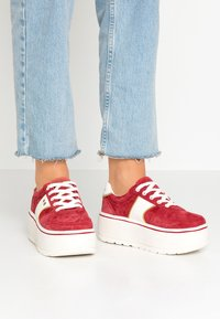 Coolway - RUSH - Sneakers basse - red - 0