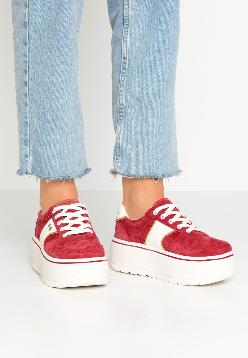 Coolway - RUSH - Sneakers laag - red