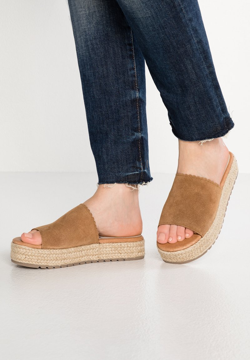 Coolway - TIRI - Mules - light brown