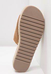 Coolway - TIRI - Mules - light brown - 6