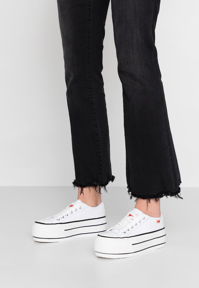 Coolway - GREASE - Zapatillas - white