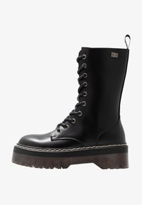 Coolway - ABRIE - Platåstøvler - black - 1