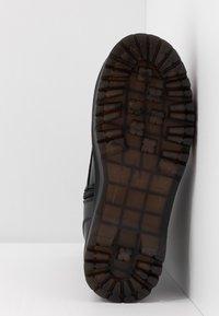 Coolway - ABRIE - Platåstøvler - black - 6
