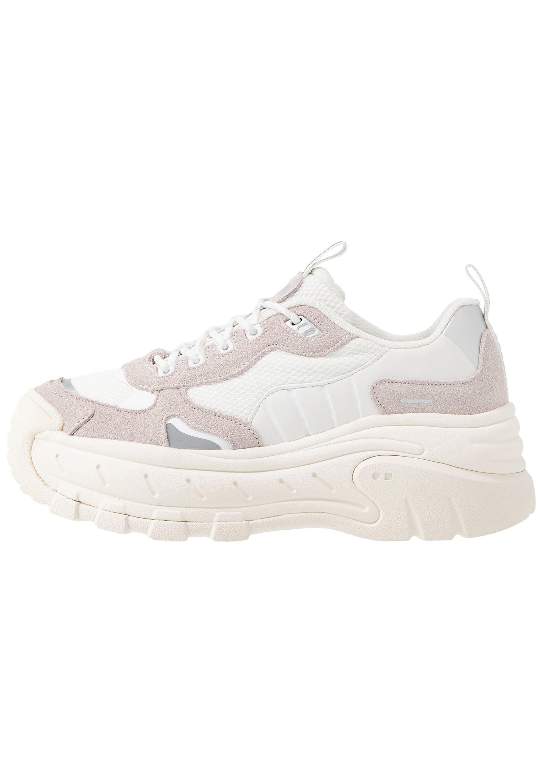 Coolway REX - Sneakersy niskie - white