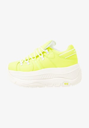 CRASH - Tenisky - yellow