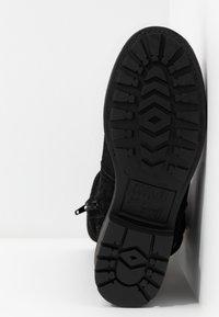 Coolway - ALIDA - Cowboy/Biker boots - black - 6