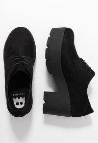 Coolway - NANNY - Ankelboots - black - 3
