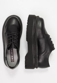 Coolway - ENIA - Lace-ups - black - 3