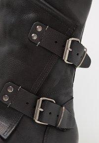Coolway - ALIDA - Cowboystøvler - black - 6