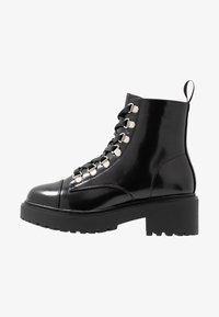 Coolway - TESA - Lace-up ankle boots - black - 1