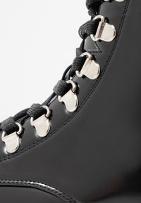 Coolway - TESA - Lace-up ankle boots - black - 2