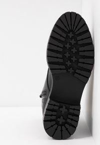 Coolway - TAMAR - Platform ankle boots - black - 6