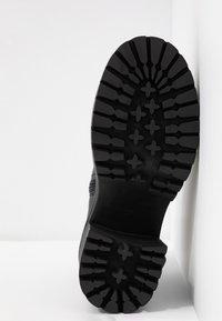 Coolway - BORNISE - Kotníková obuv na vysokém podpatku - black - 6