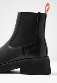 Coolway - RUMIE - Platform ankle boots - black - 2