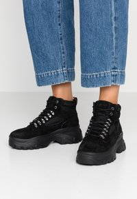 Coolway - GUNT - Ankle boots - black - 0