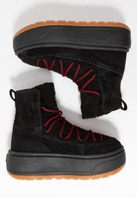 Coolway - RUDOLF - Ankle boots - black - 3