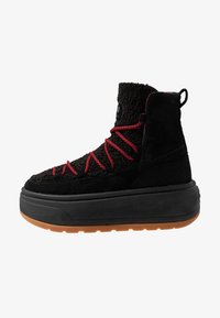 Coolway - RUDOLF - Ankle boots - black - 1