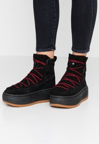 Coolway - RUDOLF - Ankle boots - black - 0