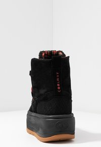 Coolway - RUDOLF - Ankle boots - black - 5