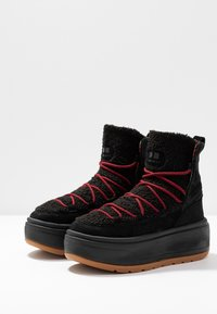 Coolway - RUDOLF - Ankle boots - black - 4